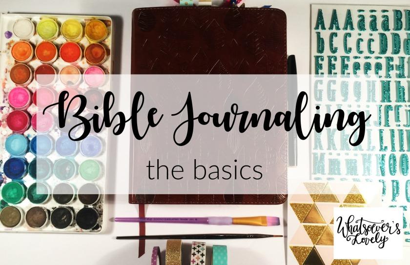 bible-journaling-for-beginners
